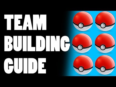 Pokemon X and Y - Basic Team Building Guide
