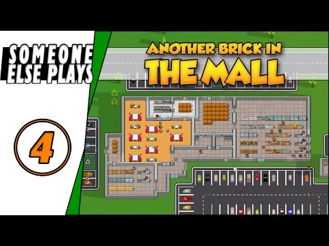 Another Brick in the Mall - Ep. 4 - Restrooms and liquor store! | (Let's play/PC gameplay)