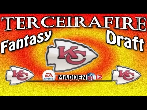 Madden 13 Connected Careers Coach Mode Walkthrough Ft Madden 12 Chiefs Fantasy Draft (1-6)