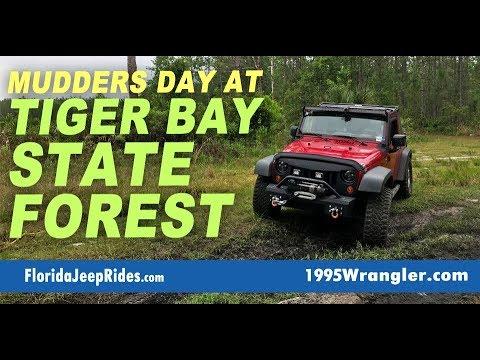 HAPPY MUDDERS DAY from Tiger bay May 2018 Florida Jeep Rides