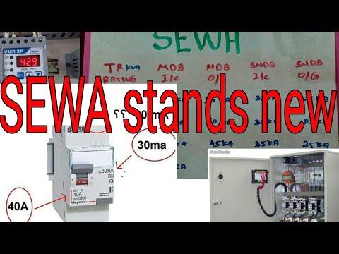 sharjah  low voltage switchgear standards