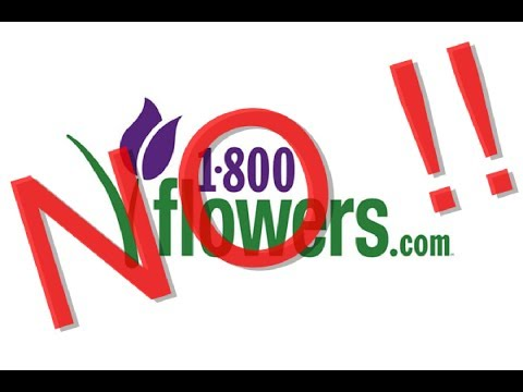 NO!!! 1800FLOWERS.com You Have Been warned........