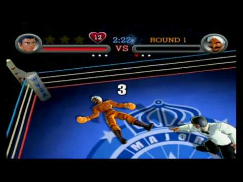 Punch Out!! Great Tiger Full Fight