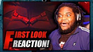 ROBERT PATTINSON BATMAN FIRST LOOK! - REACTION!