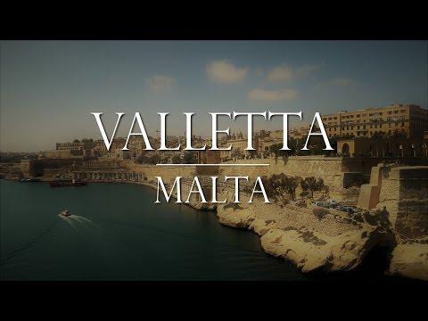 Valletta Malta:  Arrival in Port and Day in City