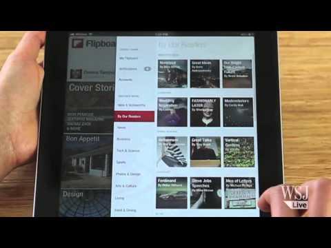 Flipboard 2.0: Walt Mossberg Reviews