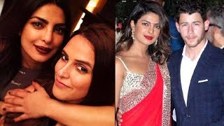Neha Dhupia TEASES Priyanka Chopra with Nick Jonas | Must Watch