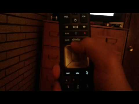 Xfinity X1 voice remote