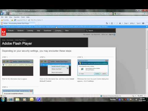 what is adobe flash player and why do I need it