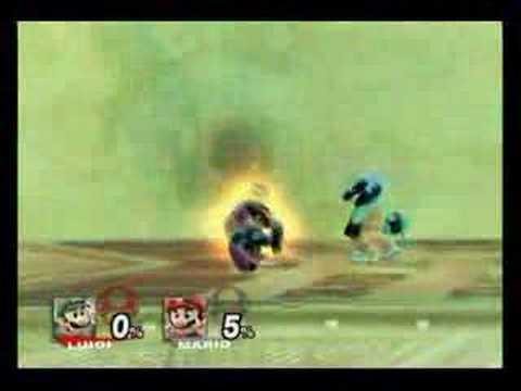 Luigi Final Smash