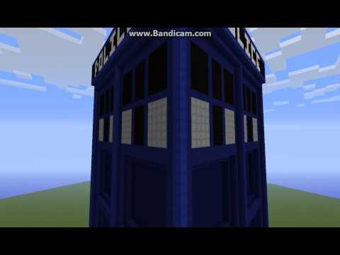 My Minecraft TARDIS House