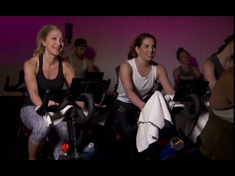 The Healthy Habit Of Spinning
