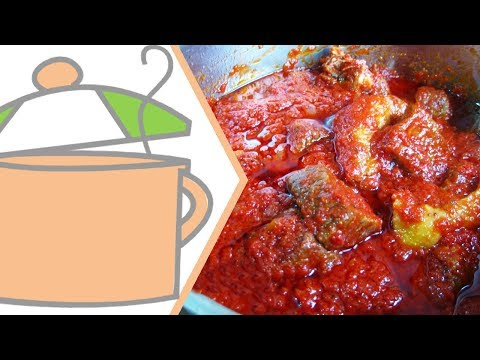 Nigerian Beef & Chicken Stew | All Nigerian Recipes