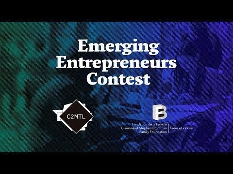 C2MTL 2014: Contest - Seeking 25 emerging entrepreneurs