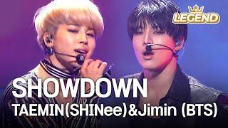 Download TAEMIN (SHINee) & Jimin (BTS) - SHOWDOWN [2016 KBS Song Festival / 2017.01.01]