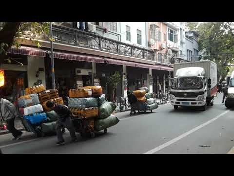 An Entire City of Wholesale Markets - Guangzhou (China)