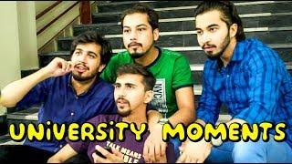 University Moments