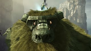 MY FAVOURITE GAME EVER IS BACK!   Shadow Of The Colossus (PS4 Remake) Part 1