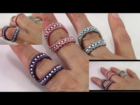 Rings Duo Bling Stackables