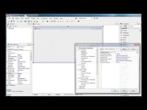C++ Builder - Static Libraries (LIB)