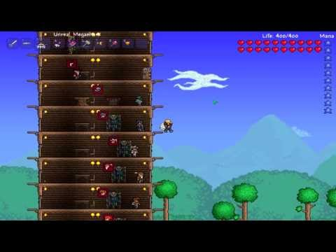 Terraria 1.2 - How to get the new Dye Trader NPC