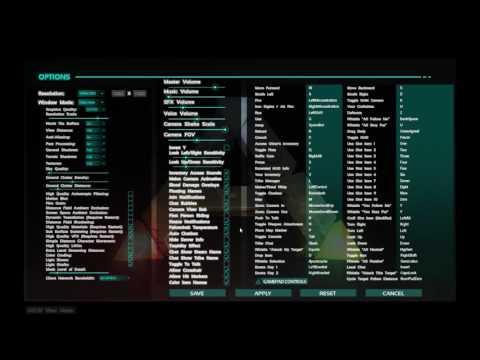 Ark: Survival Evolved (Game Options 2)