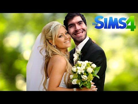 EL DIA DE MI BODA | Los Sims 4 (6) - JuegaGerman
