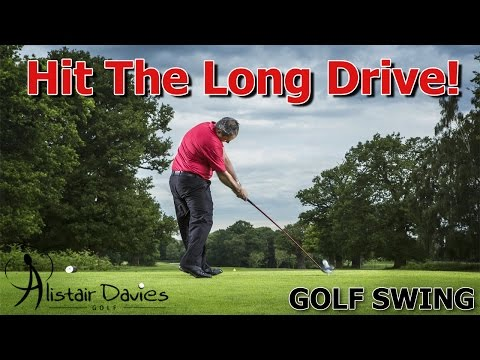 Golf Tip| Hit the Driver Further in Minutes