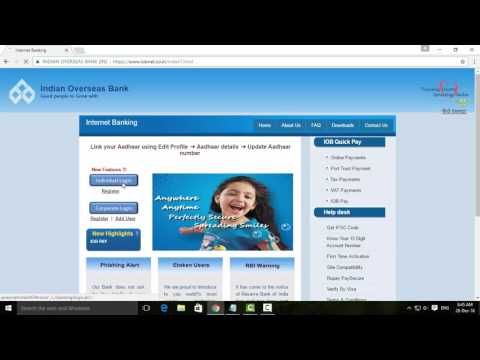 How to Block IOB Debit Card Online - Tamil Banking