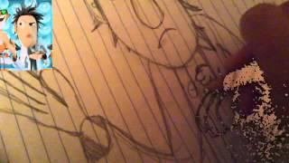 Miko Draws (Flint Lockwood CWACOM 2)