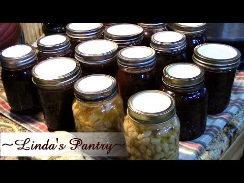 ~Home Canning Black Beans With Linda's Pantry~