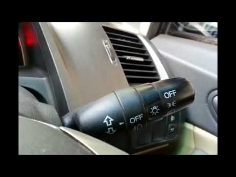 Honda Civic Speedometer Diagnostics Test