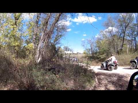 Fall Colors in the Ozarks Ride at Sandtown Ranch ~ Saturday ~ Part 3