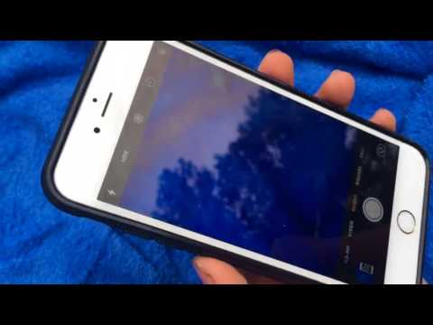 iPhone 6 Plus Camera issue solution (shaking)