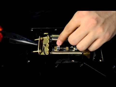 ESP Arming Adjuster (Installation and Description)