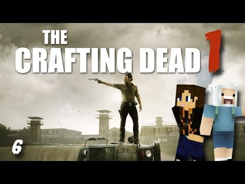 JOEY AND STACY PLAY THE CRAFTING DEAD (EP.6)