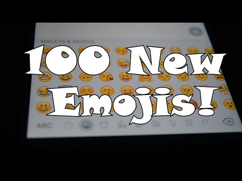 Get 150 NEW iPhone Emojis NOW! No Jailbreak - No Computer! (New Weather/Faces & More) iOS 9-9.1