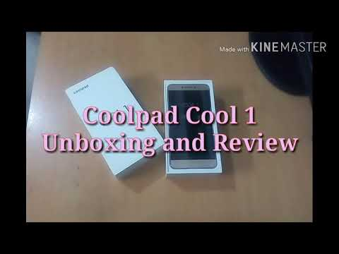 Coolpad Cool 1 Mobile phone review