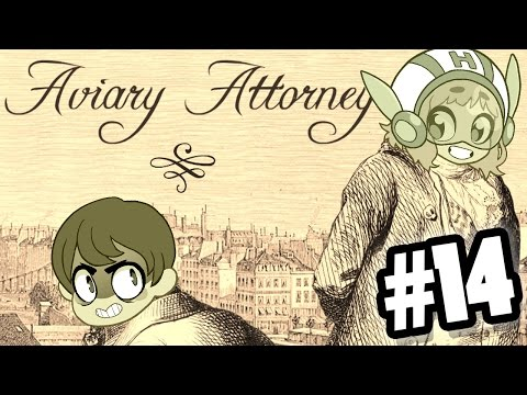 Aviary Attorney - Owl Drink to that! - PART 14 - Commander Holly Plays