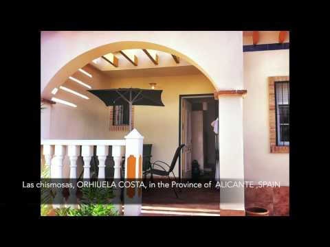 3 Bed House for sale in Alicante