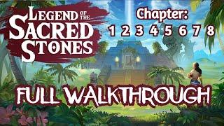 Adventure Escape Mysteries: Legend of The Sacred Stones FULL Walkthrough [HaikuGames]