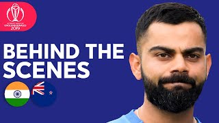 IND v NZ: Extra Cover –Behind the Scenes at the First Semi-Final