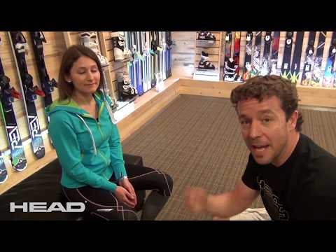 HEAD SKI BOOTS   Ski Boot Fitting Training 101