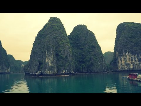 HALONG BAY EP.2 - AM AJUNS IN PARADIS!