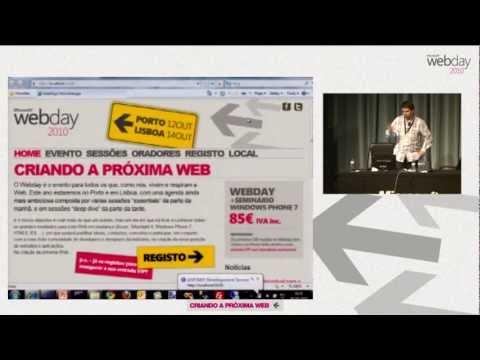 ASP .NET MVC 3: Novas Funcionalidades @ WebDay Portugal 2010