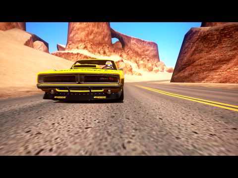 rFactor : Dodge Charger R/T