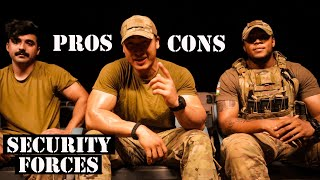 USAF Security Forces PROS & CONS /All About (U.S. Air Force Military Police)