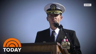 Captain Begs Navy to Help Stop Coronavirus Outbreak Aboard Aircraft Carrier | TODAY