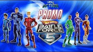 Motu Patlu love Hot Wheels Battle Force Five! Do you? Coming soon!