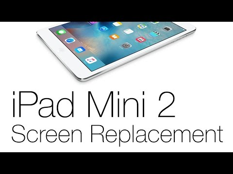 iPad Mini 2 Screen Replacement (Touch Screen & LCD) [OMG CRAFTS]